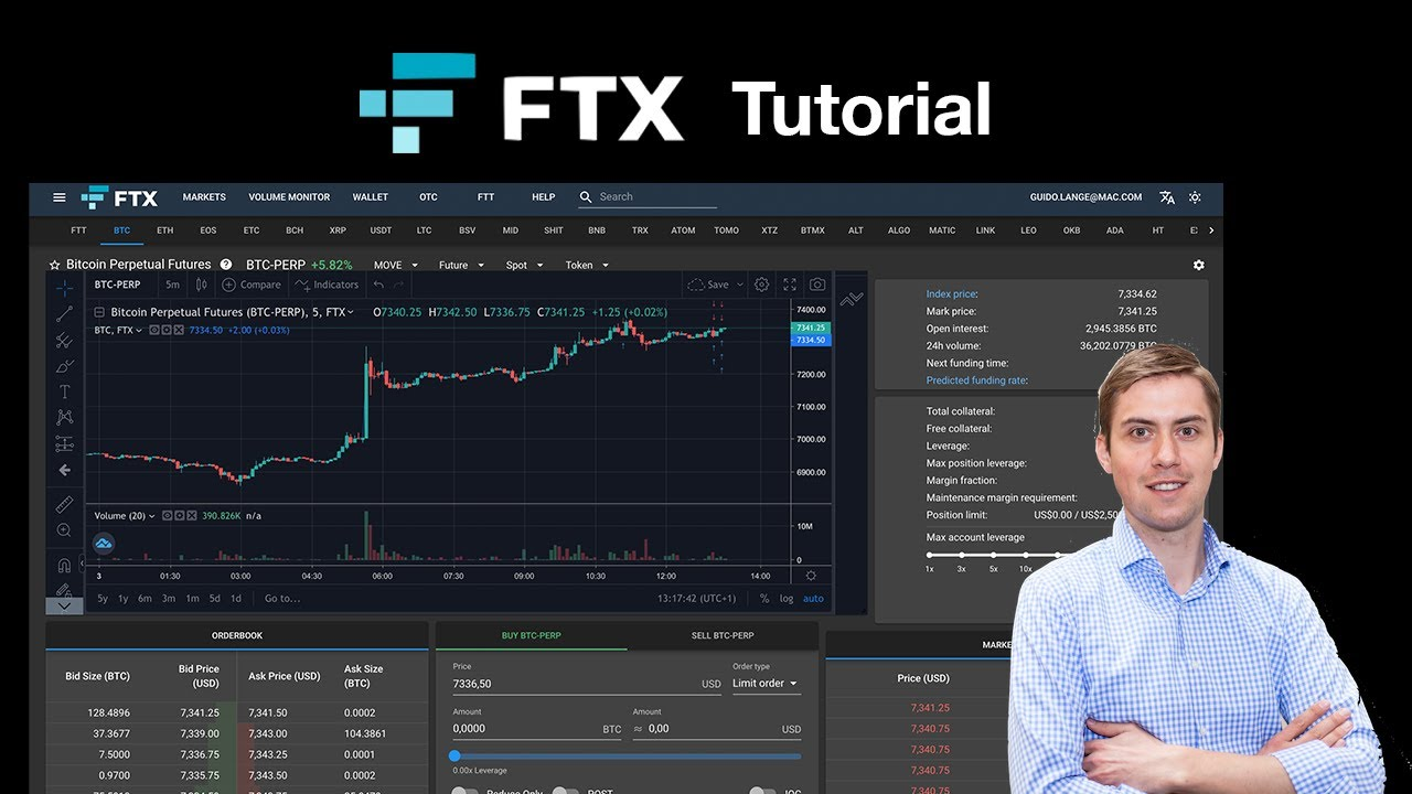 FTX.com Crypto Exchange Tutorial ✅ 9