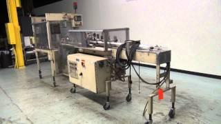Used-Rennco Model 501-36 Single Lane Bag Sealer - stock # 70907003