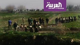 عشرات من عناصر داعش يسلمون أنفسهم في الموصل