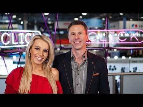 Click At CES in Las Vegas - BBC Click
