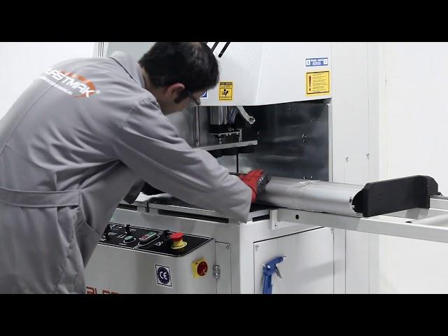 Tronzadora para Lamas de Persianas SC 450 de Plastmak en Ventytec. Venta de Maquinaria Industrial