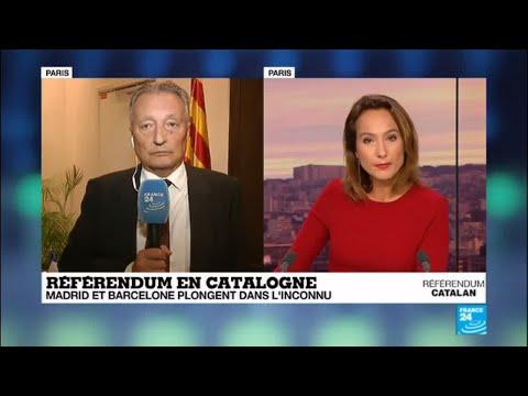 """Référendum en Catalogne : """"On a montré à tout le monde la détermination de la Catalogne !"""""""