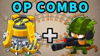This Combo Is OP! Bloons TD 6