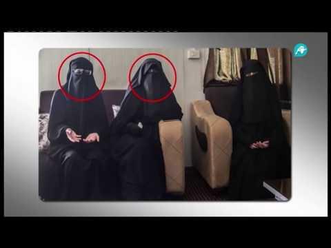Tres españolas localizadas en un campo de acogida del ISIS