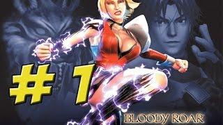 Bloody Roar: Primal Fury! Part 1