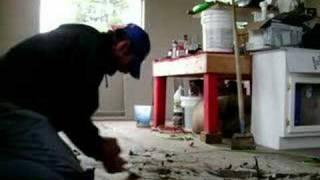 Floor Scrape 2