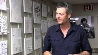 Blake Shelton - Forum Canvas Wall