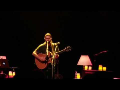 "Brandon Jenner, ""Burning Ground"", live@Gramercy Theatre NYC"
