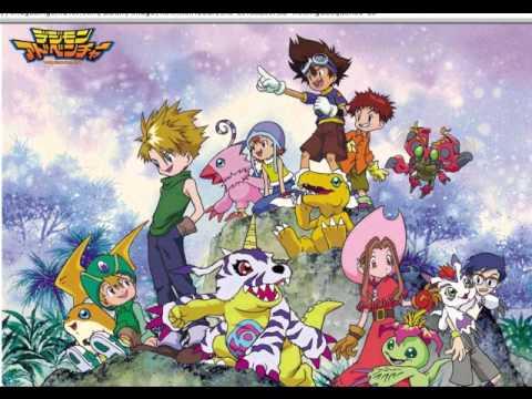 Digimon Adventure Op Butterfly Korean Youtube