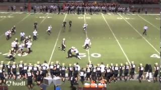 Chandler Ramirez highlight video 2013/2014 - football/wrestling