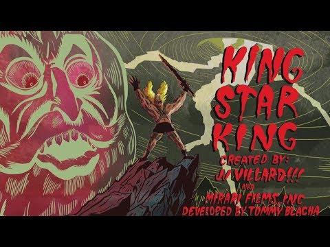Мультфильм король звездный король