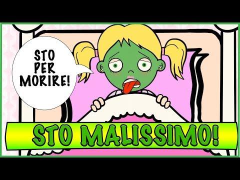 STO MALE! (MALISSIMO!)  | CARTONI ANIMATI