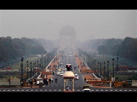 Congress Writes to Delhi CM on Air Pollution