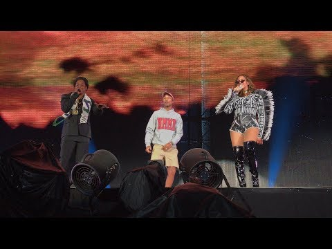 Beyoncé, Jay-Z, and Pharrell - Nice Global Citizens Festival Johannesburg, SA 12/2/2018