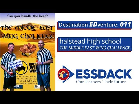 Destination EDventure: 011 | The Middle East Wing Challenge | Halstead High School