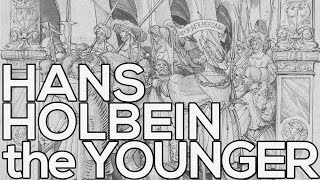 Hans Holbein The Younger: A collection of 217 sketches (HD)
