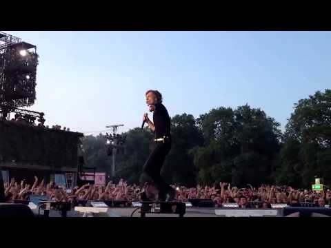 The Rolling Stones - Emotional Rescue - Hyde Park, London 13/07/2013