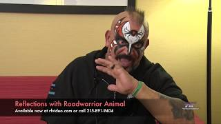 Reflections with Roadwarrior Animal Preview