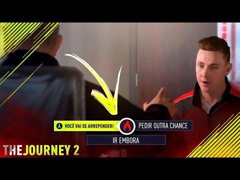E se você NÃO SALVAR A CARREIRA DE DANNY WILLIAMS?? FIFA 18: THE JOURNEY ‹ SHERBY › - 동영상