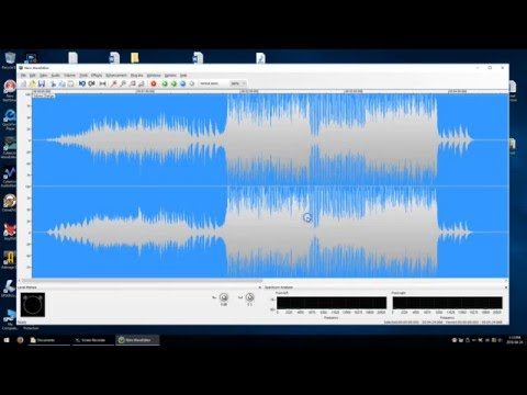 Nero WaveEditor Record Tutorial