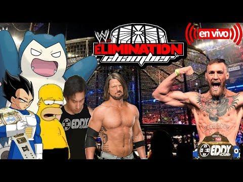 WWE Chamber Elimination 2018: Conor McGregor Defiende su Titulo del CANAL