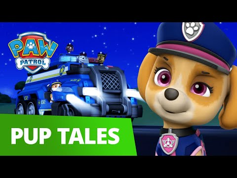 PAW Patrol | Pup Tales #13 | Rescue Episode