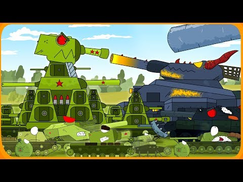 Final attack Cartoons about tanks