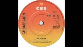 Champaign - Try Again - Billboard Top 100 of 1983