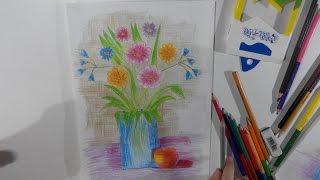 Как нарисовать натюрморт поэтапно для начинающих(Учусь рисовать натюрморт карандашом. Давайте вместе рисовать))))))) Жду ваши комментарии))) Ставьте лайки..., 2016-03-29T16:44:35.000Z)