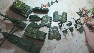 видео Игрушки для мальчиков > Солдатики, крепости, военная техника > Военные наборы