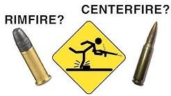 Centerfire vs Rimfire ammunition - Gunning for Dummies 5