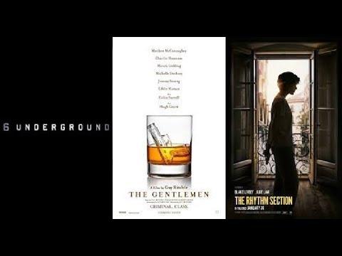 Trailer Thursdays: 6 Underground, The Gentlemen, The Rhythm Section