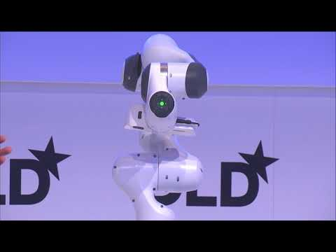 Teaching a robot to be more human (Sami Haddadin, Leibniz University of Hannover) | DLD 18
