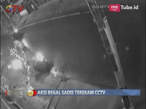 Dramatis! Aksi Begal Sadis yang Terekam CCTV - BIP 18/12
