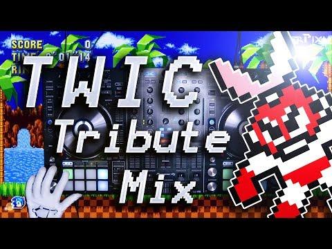 CyberPixl Mix | TWIC Live DJ Tribute Mix (This Week In Chiptune Guest Mix)