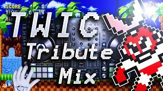 CyberPixl Mix | TWIC Live DJ Tribute Mix (This Week In Chiptune Guest Mix)
