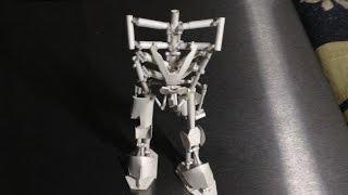 Робот из бумаги/ Paper robot