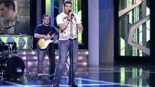 "Actuación de Manu Tenorio en ""TAL COMO SOMOS"""