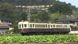 【琴電】Part2 学園通り~白山、学園通り~平木(長尾線) HD 2005.6.4