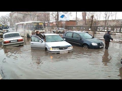 На ул. Мерлина