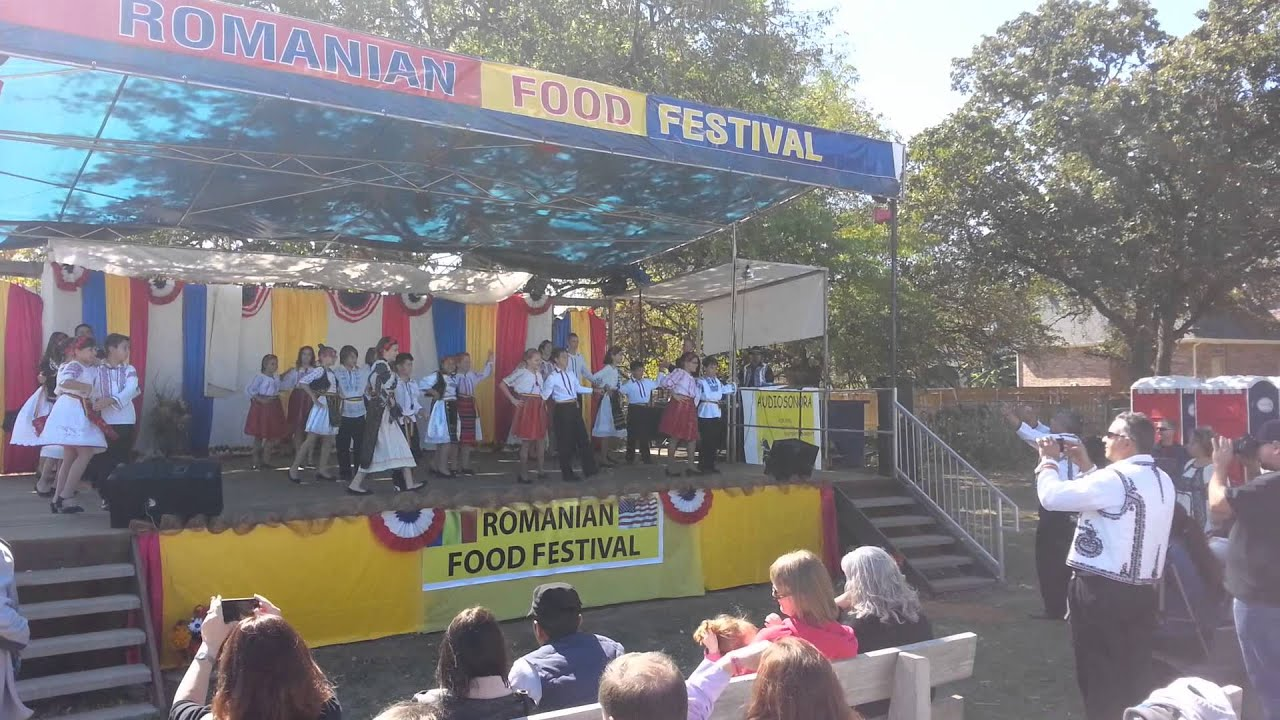 Romanian Food Festival  Dallas