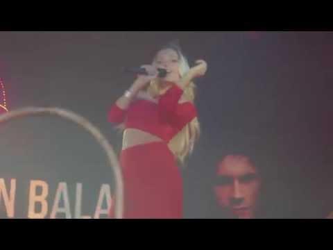 Dan Balan at Israel, club Malina