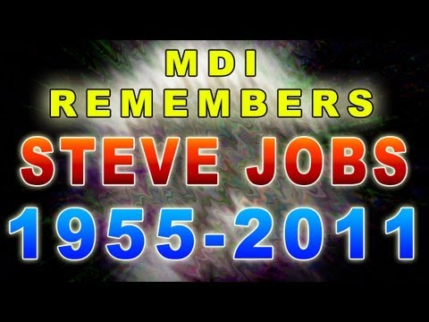 Mr Dan Insane - Remembers: Steve Jobs R.I.P. (Love What You Do)