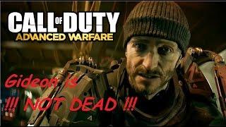 Advanced Warfare: Gideon is not dead