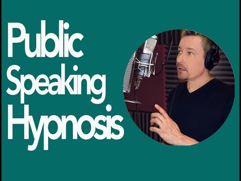 Overcome Fear of Public Speaking Free Hypnosis Download by D