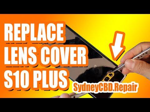 #Samsung Galaxy S10 Plus Camera Lens Cover Replacement in Sydney | Sydney CBD Repair Centre