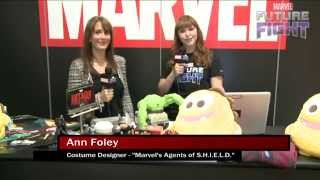 Designing Deathlok for Marvel's Agents of S.H.I.E.L.D. on Marvel LIVE! at San Diego Comic-Con 2015