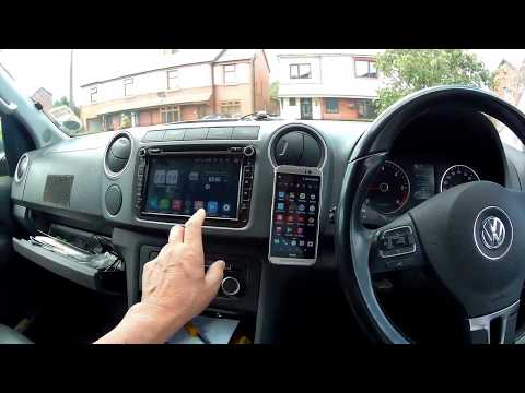 Car Stereo/Radio Android 8.0 for VW Passat Golf Tiguan Polo Jetta Scirocco Series - Customer Review