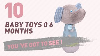 Baby Toys 0 6 Months, Uk Top 10 Collection // New & Popular 2017