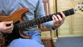 Les « Power Chords » (64 / 121) Johnny Hallyday : Allumer le feu (1 / 2)